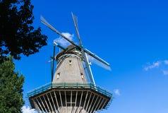O moinho de vento de Gooyer Fotos de Stock