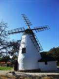 O moinho velho Foto de Stock