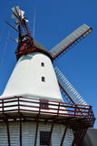 O moinho velho de Dybbol, Dinamarca (2) Imagem de Stock