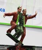 O molde de Cirque sonha a fantasia da selva Fotografia de Stock Royalty Free