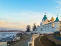O monastério de Ipatiev Imagens de Stock