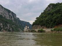 O monastério de Mraconia Imagens de Stock Royalty Free