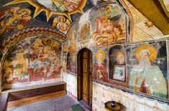 O monastério de Saint George Zograf Imagem de Stock Royalty Free