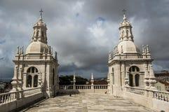 O monastério de St Vincent Fotografia de Stock Royalty Free