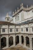 O monastério de St Vincent Fotos de Stock Royalty Free