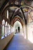 O monastério do Romanesque brixen Imagem de Stock Royalty Free