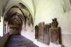 O monastério do Romanesque brixen Imagens de Stock