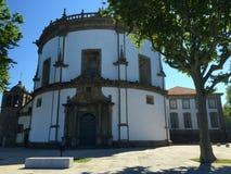 O monastério do Serra faz Pilar foto de stock