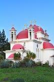 O monastério dos doze apóstolos. fotos de stock royalty free