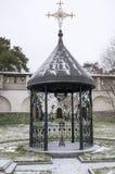 O monastério em Staritsa Fotografia de Stock