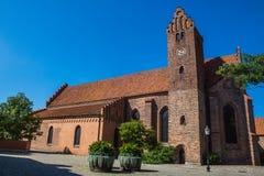 O monastério Klosteret Fotografia de Stock