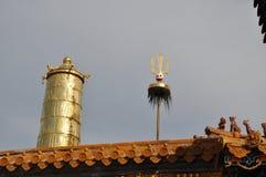 O monastério real fotografia de stock royalty free