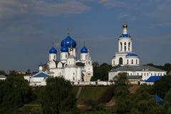 O monastério santamente do ` s das mulheres de Bogolyubsky Rússia Imagens de Stock Royalty Free