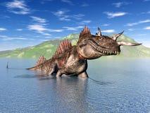 O monstro de Loch Ness