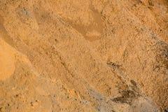 O montão uma areia Fotos de Stock Royalty Free