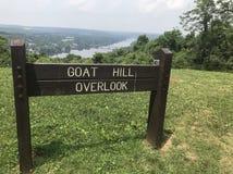 O monte da cabra negligencia Imagem de Stock