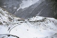 O Monte Elbrus Fotos de Stock