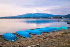 O Monte Fuji Imagens de Stock Royalty Free