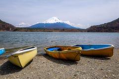 O Monte Fuji Fotos de Stock