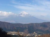O Monte Fuji incrível Foto de Stock