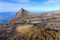 O Monte Kinabalu, Malásia Imagens de Stock Royalty Free