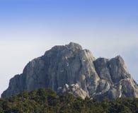 O Monte Kinabalu, Sabah, Malásia Foto de Stock Royalty Free