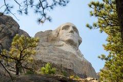 O Monte Rushmore Fotos de Stock