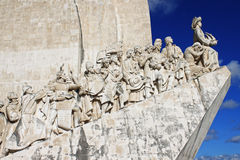 O monumento às descobertas Fotografia de Stock Royalty Free