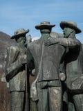 O monumento Fotografia de Stock Royalty Free