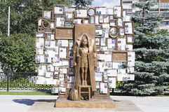 O monumento Imagens de Stock Royalty Free