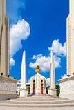 O monumento da democracia Fotografia de Stock