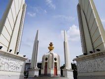 O monumento da democracia fotos de stock