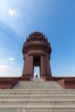O monumento da independência é um marco em Phnom Penh, Camboja Foto de Stock Royalty Free