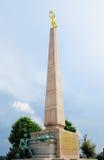 O monumento da relembrança Imagens de Stock