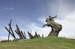 O monumento de Antonio Maceo Fotografia de Stock