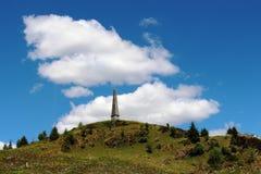 O monumento de Murray, o Dumfries e o Galloway, Escócia Fotografia de Stock