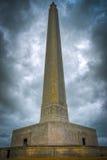 O monumento de San Jacinto fotos de stock