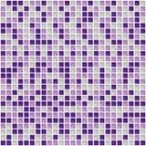 O mosaico telha o teste padrão ilustração do vetor