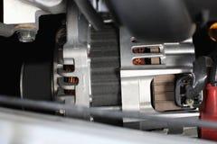 O motor de acionador de partida do carro Foto de Stock