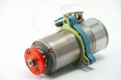 O motor elétrico   fotografia de stock