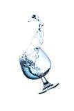 O movimento da água Fotografia de Stock Royalty Free