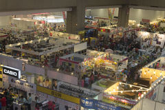 14o Multimédios de Taipei, indústrias da nuvem & expo do mercado Imagem de Stock Royalty Free