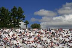 O mundo colorido de NASCAR 3 fotografia de stock