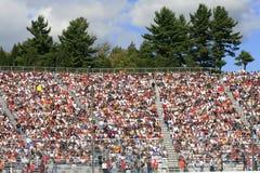 O mundo colorido de NASCAR 4 fotos de stock