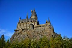 O mundo de Wizarding de Harry Potter no estúdio universal, Osaka Imagem de Stock