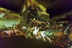 O mundo fantástico e maravilhoso de Bosch, de Brueghel e de Arcimboldo Fotos de Stock Royalty Free