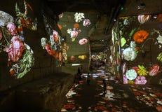 O mundo fantástico e maravilhoso de Bosch, de Brueghel e de Arcimboldo Foto de Stock Royalty Free