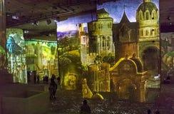 O mundo fantástico e maravilhoso de Bosch, de Brueghel e de Arcimboldo Imagem de Stock