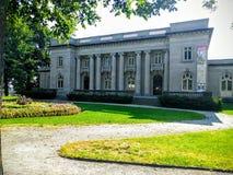 O museu da herança de Montreal Canadá Fotos de Stock