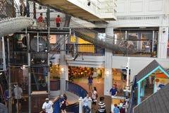 O museu das crianças da descoberta do porto em Baltimore, Maryland imagens de stock royalty free